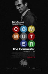 پوستر فیلم : در رفت و آمد ( The Commuter)