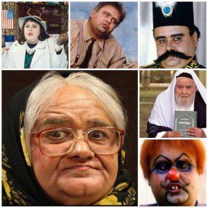 مرد هزار چهره سینمای ایران