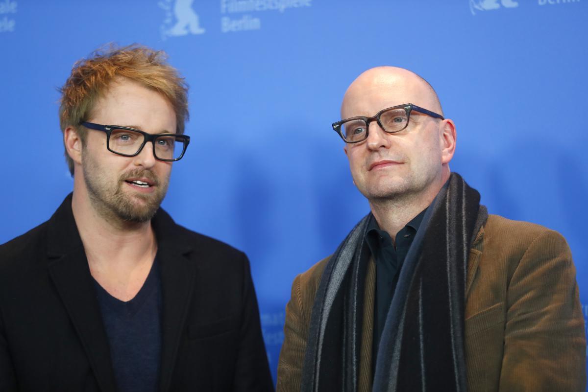 سودربرگ و جاشوا لئونارد در جشنواره فیلم برلین 2018