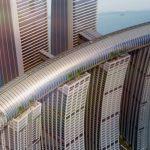 پروژه Raffles City Chongqing