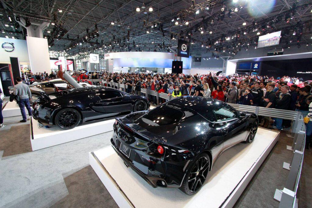 نمایشگاه بین المللی اتومبیل نیویورک